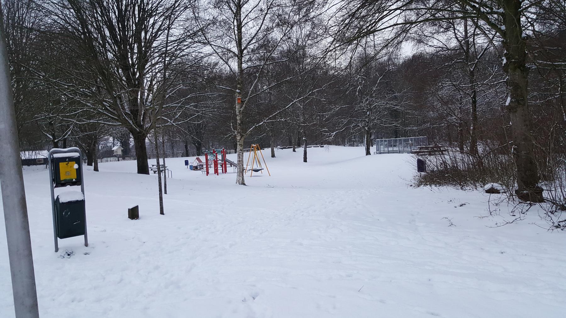 Speeltuin Clauspark